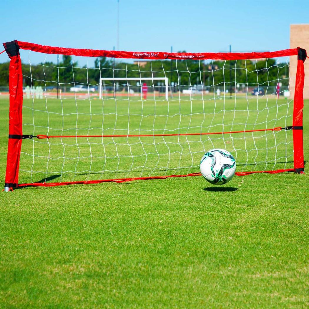 Soccer Slingshot Rebounder