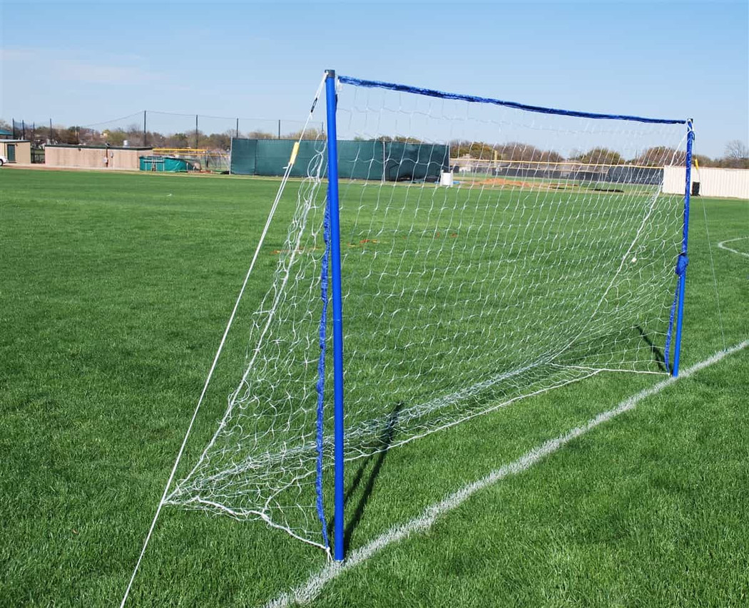 Soccer Net for Telescoping Poles