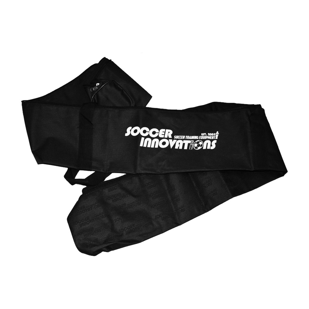 Speed Pole Set with Spring Base Bag | Soccer Innovations Speed & Agility Training Equipment