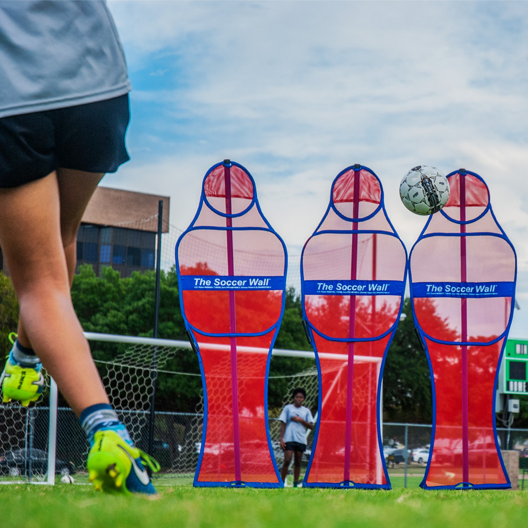 Soccer Wall Club Realistic Deflections  Mannequin