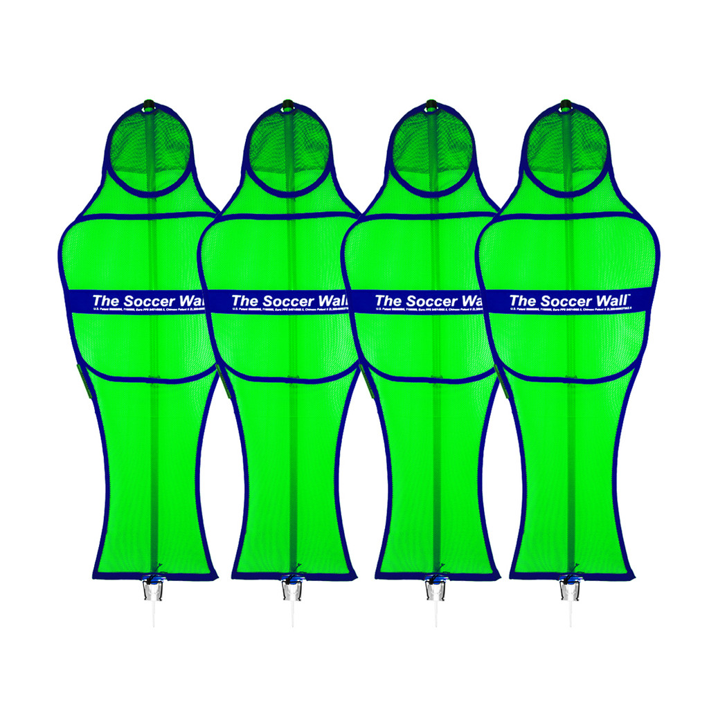 Soccer Wall Free Kick Mannequin | Soccer Innovations Training Equipment Mannequins