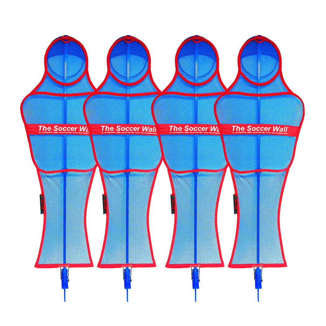 Soccer Wall Pro Free Kick Mannequin Blue Color