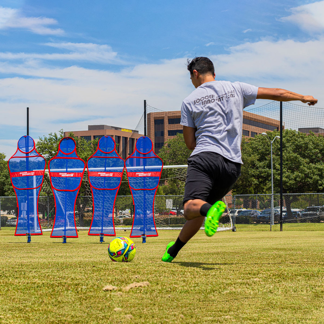 Soccer Wall Pro Shooting  Technique