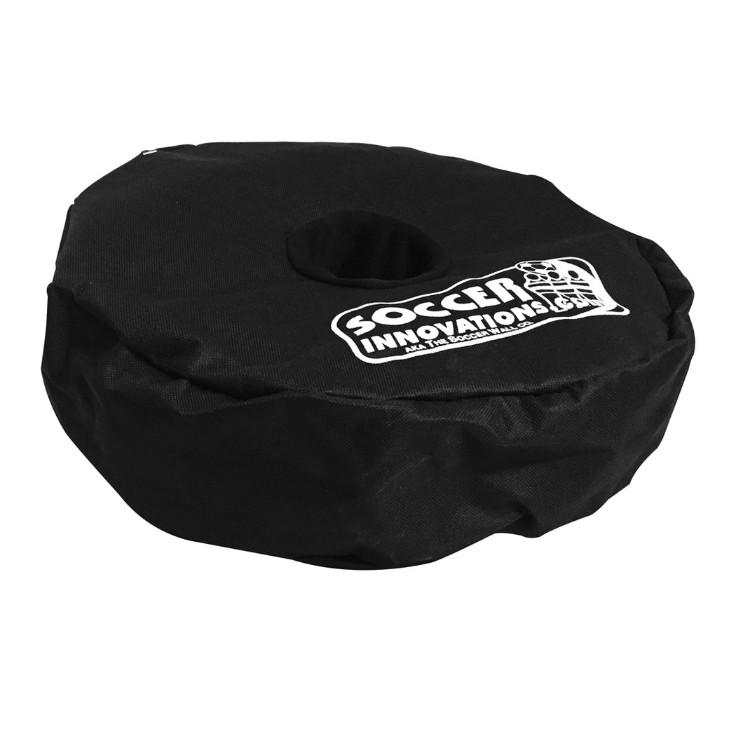 "Soccer Wall ""Turf"" Round Sand Bag 