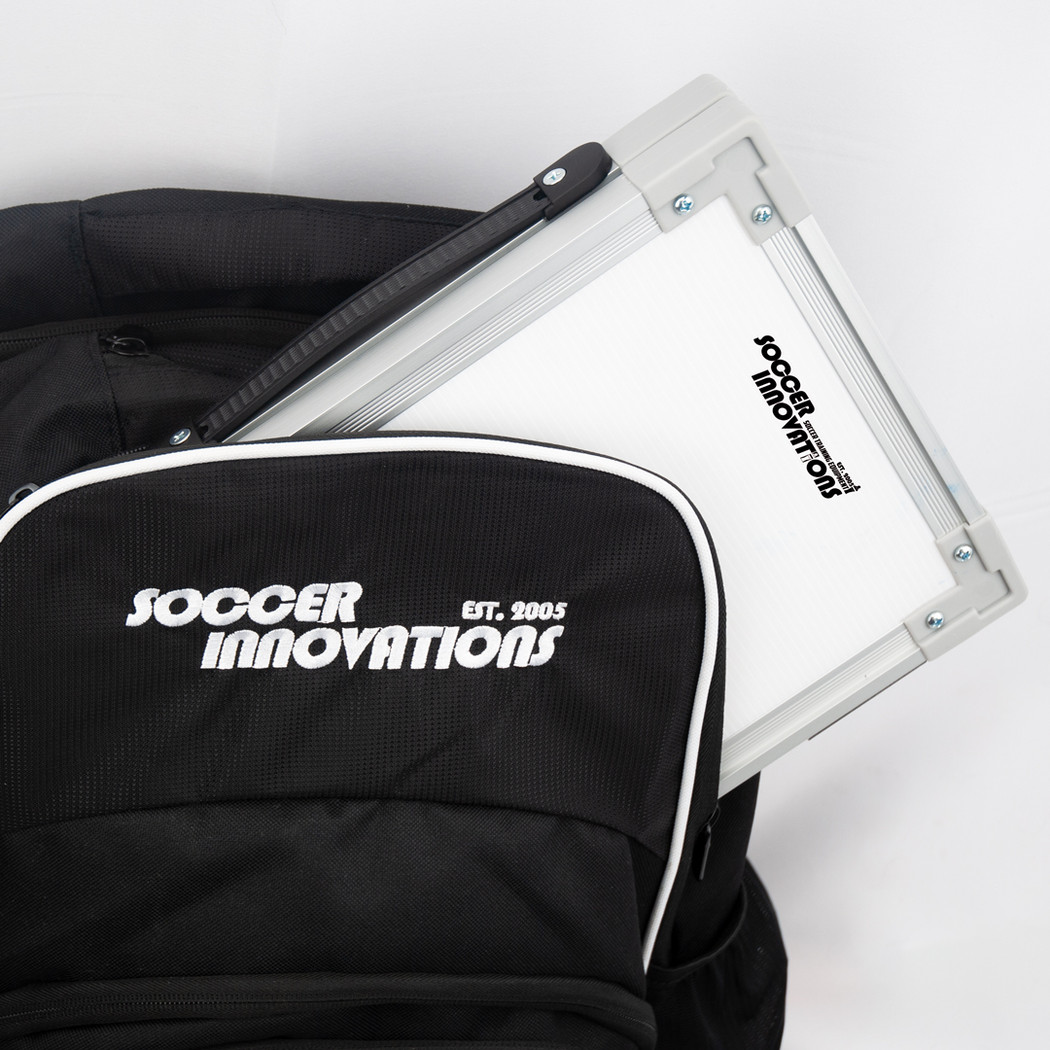 Magnetic Hinge Soccer Tactic Coaching Board