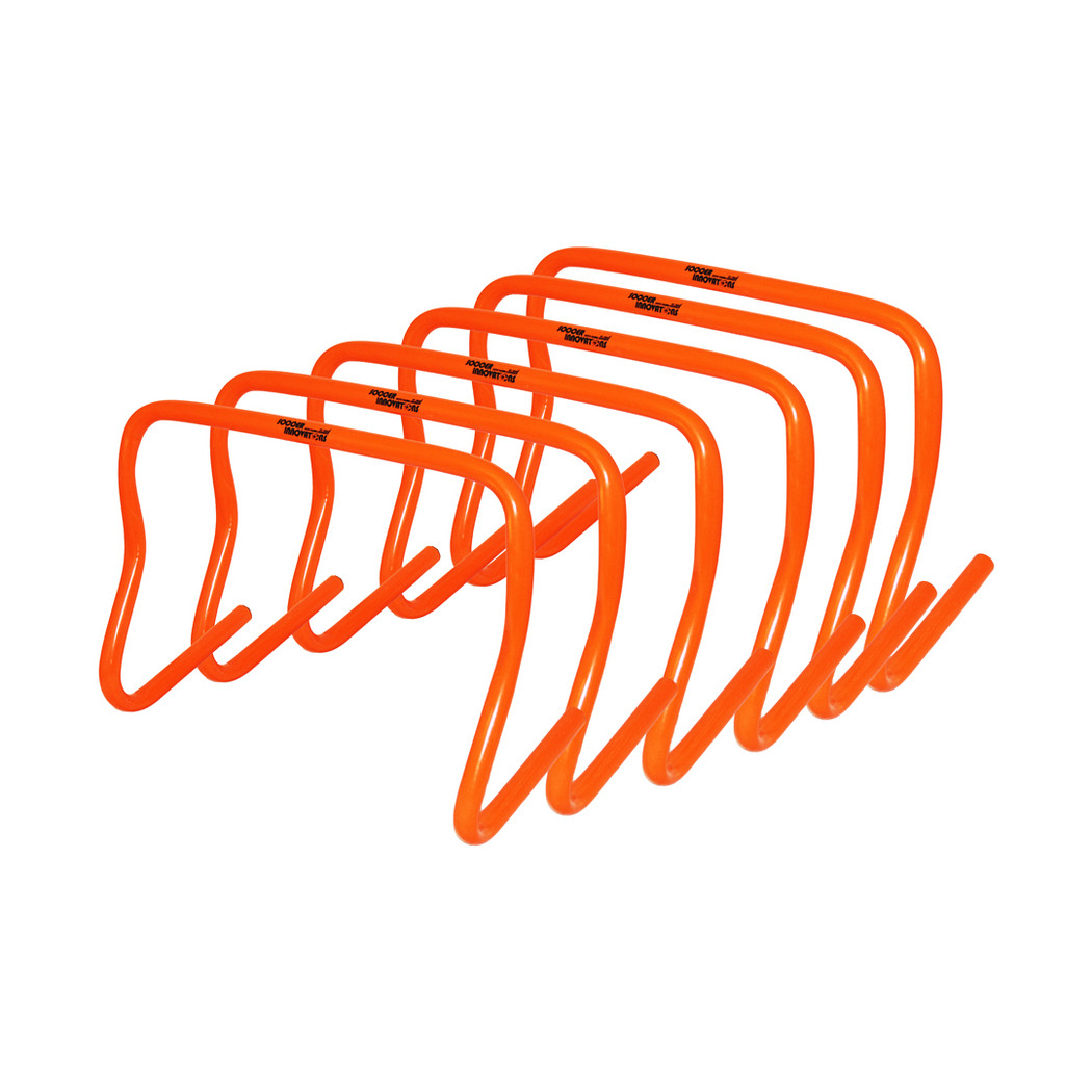 "Orange 12"" Hurdles"
