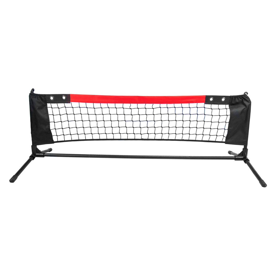 Mini Soccer Tennis Net | Soccer Training Equipment Passing & Ball Control