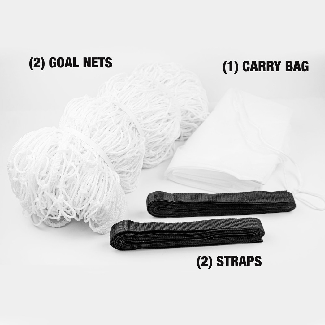 Recreational and Club Leagues Goal Nets