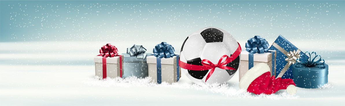 Soccer Balls are the Perfect Christmas Present