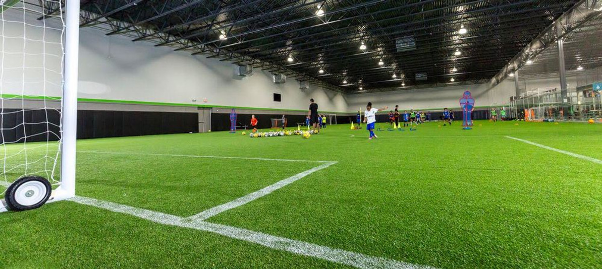 Dallas/Fort Worth Indoor Soccer Centers