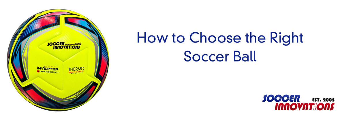 How to Select the Right Soccer Ball for You, Your Child & Your Team