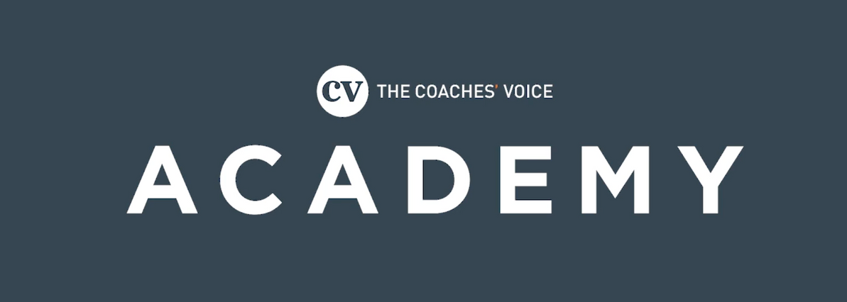 The Coaches Voice Academy