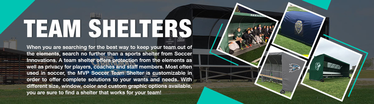 TEAM SHELTERS