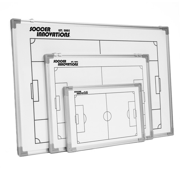 small, medium and large hanging soccer Aluminum magnetic tactic boards