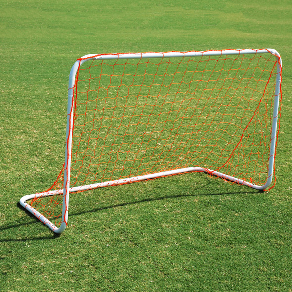 4x6 Portable Aluminum Soccer Goal |Soccer Training Equipment Practice & Match Goals