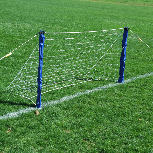 3x6 Smart Goal Soccer Goal Set of 2 | Portable Soccer Innovations Goals