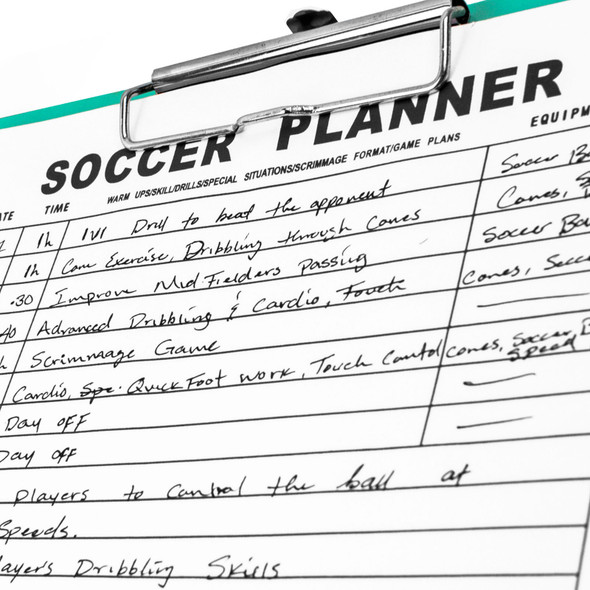 Coaches Folder Note Replacement Planner for Notes