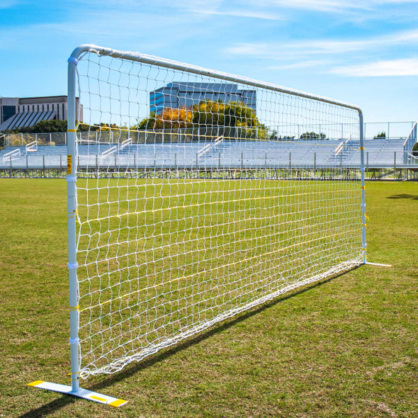 6x18 & 8x24 Premier Flat Faced Premier Soccer Goal | Soccer Innovations Training Equipment Goals