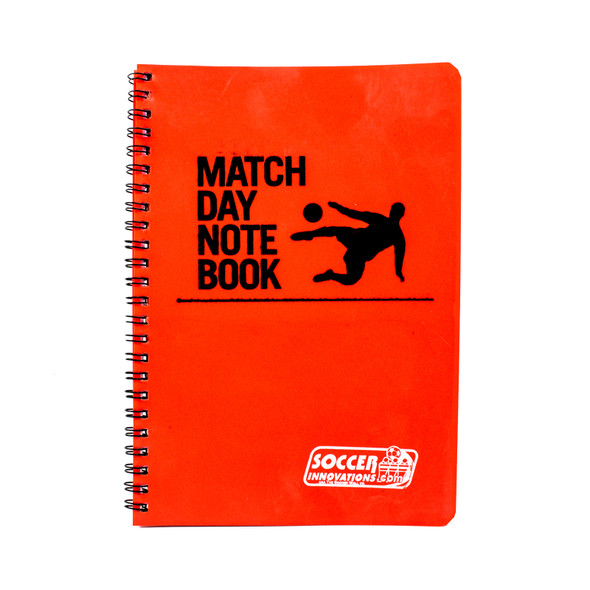 Small Coaches Planner NoteBook | Soccer Equipment Accessories Tactic Boards & Folders
