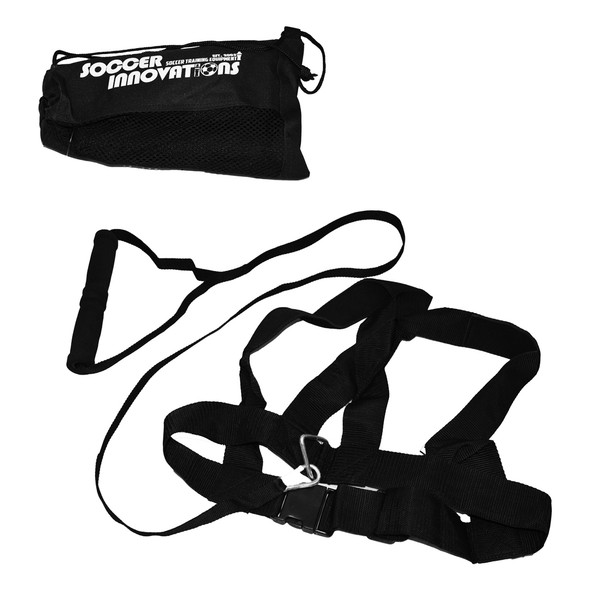 Speed Resistor Harness and Bag | Speed and Agility Soccer Training Equipment