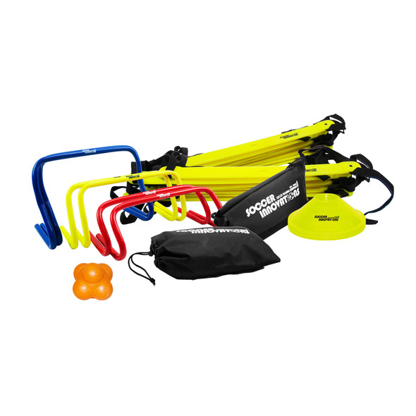 Deluxe Speed and Agility Set | Soccer Innovations Training Equipment