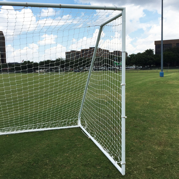 8x24 Premier Club Aluminum Soccer Goal | Soccer Training Equipment Regulations Soccer Goals