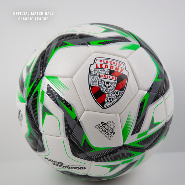 Official Classic League & JCL Soccer Match Soccer Ball