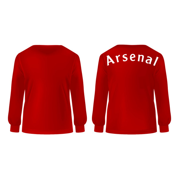 ARSENAL SPORTS CLUB LONG SLEEVE