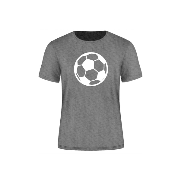 Heather Arsenal Soccer Ball T-Shirt