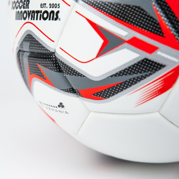 NFHS Approved Match FIFA Soccer Ball - Red