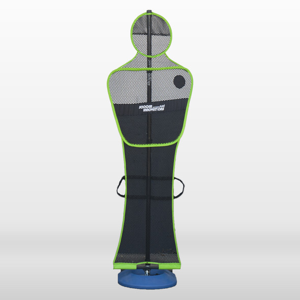The Soccer Wall Turf Soccer Training Mannequin