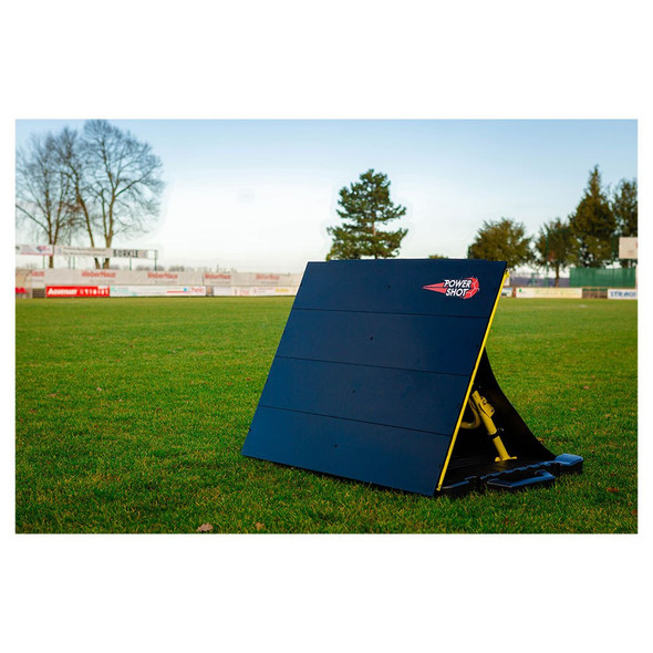 Powershot Soccer Rebounder Wall with Ramp