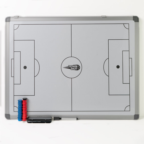 Soccer Magnetic Tactic and Dry Erase Board with Marker Board