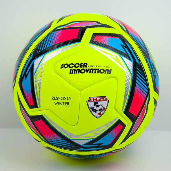 NTWSA Official Match Ball - Inverter Thermo Soccer Ball