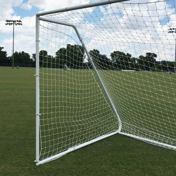 6x18 Premier Club Aluminum Soccer Goal | Soccer Innovations Training Equipment Practice & Match Soccer Goals
