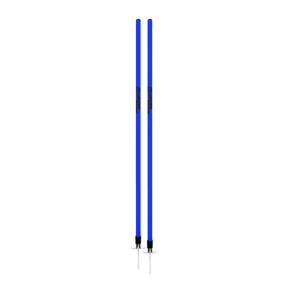 Soccer Speed Pole Set with Spring Base | Speed & Agility Soccer Training Poles
