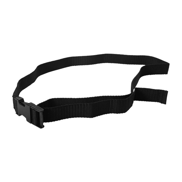 Black Cone Strap with Buckle