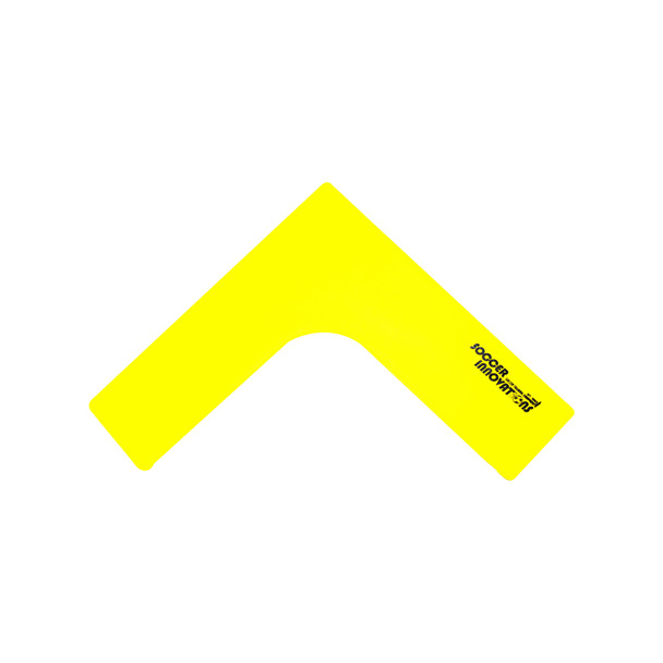 Corner Markers Yellow