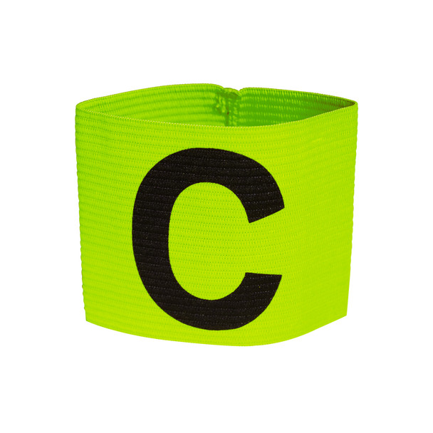 Neon Green Captains Arm Band Club