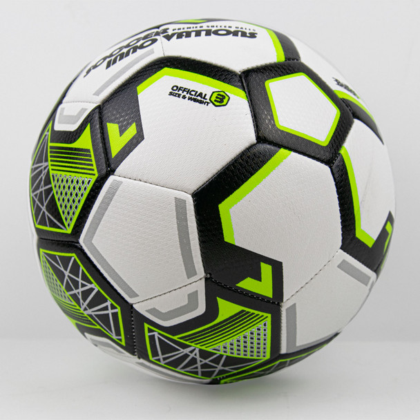 Machine Stitched Bullet Soccer Ball