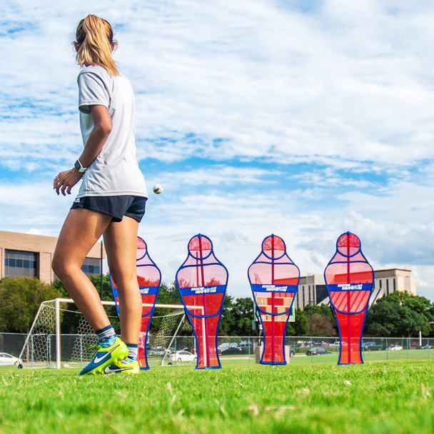 Soccer Wall Youth Free Kick Mannequin Trainer