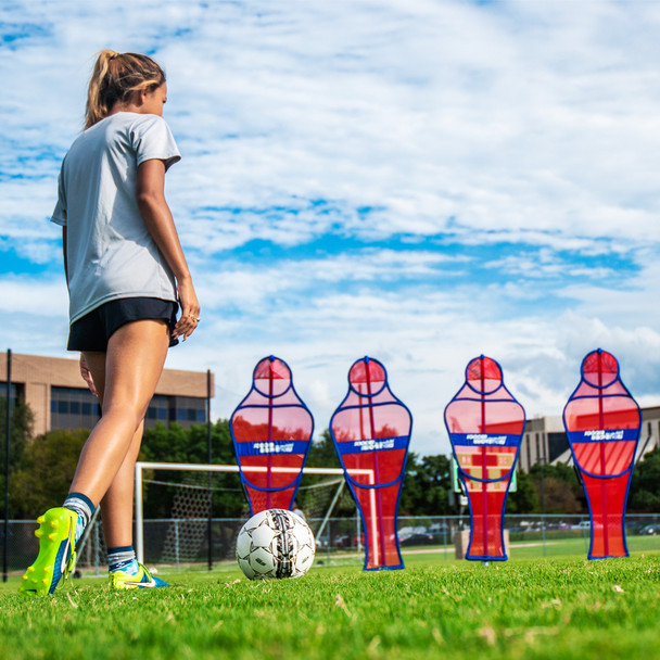 Free Kick Training Mannequin for Youth Players