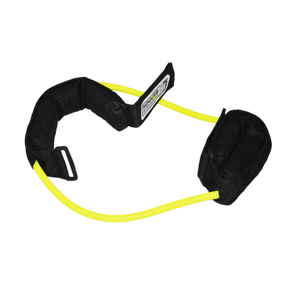 Ankle resistance band pro with velcro