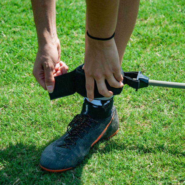 Ankle Resistance Band with Velcro
