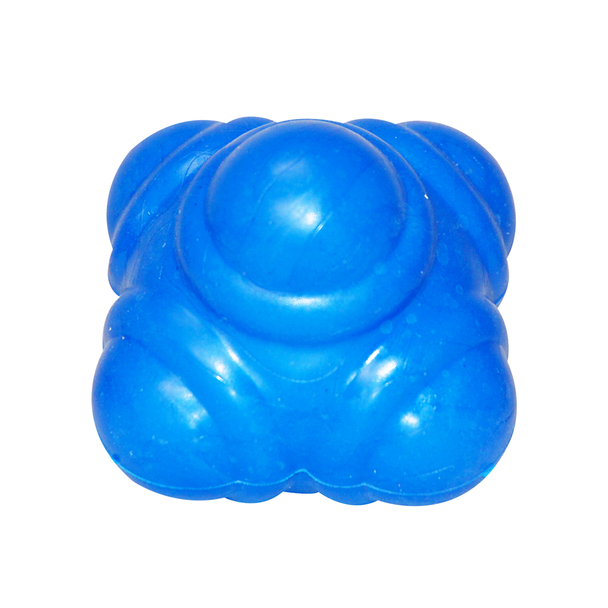 Blue GK Reaction Ball   Speed and Agility Soccer Training Equipment