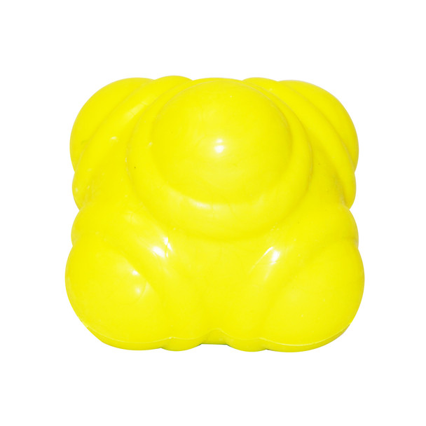 Yellow GK Reaction Ball   Speed and Agility Soccer Training Equipment