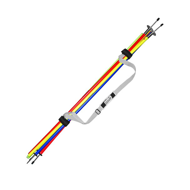Speed Pole Sling   Soccer Training Equipment Accessories