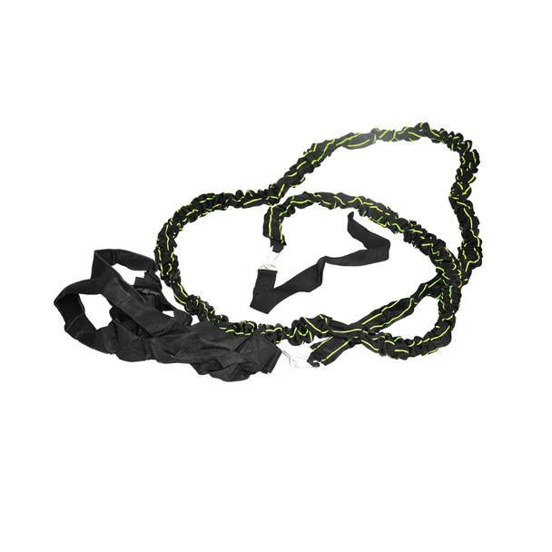 Solo Resistance Speed Trainer | Speed and Agility Soccer Training Equipment - Overspeed harness