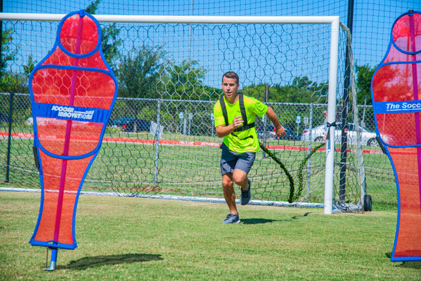 Soccer Solo overspeed strength trainer