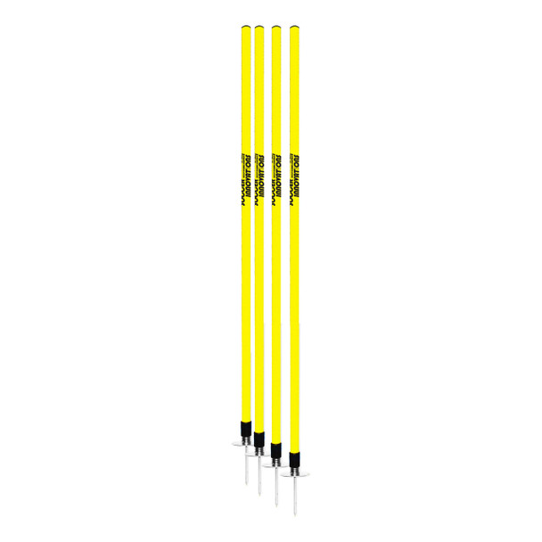 Speed Pole Set with Spring Base | Soccer Innovations Speed & Agility Training Equipment